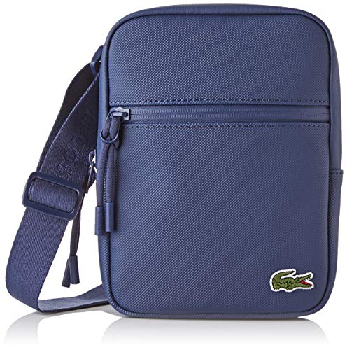 Lacoste - Nh2884po, Shoppers y bolsos de hombro Hombre, Azul (Estate Blue),...