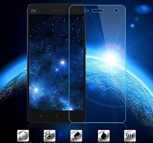 Evess Protector Pantalla Cristal Templado Xiaomi Mi4 Maxima Proteccion Premium