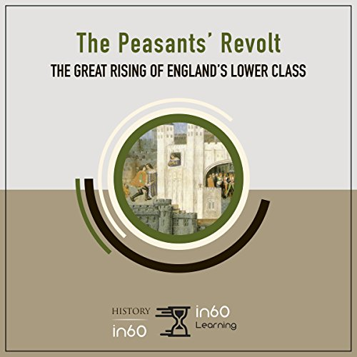 The Peasants' Revolt audiobook cover art