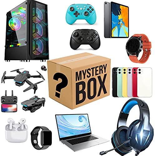 Mystery Box Electronic, Lucky Box Random Style, Super...