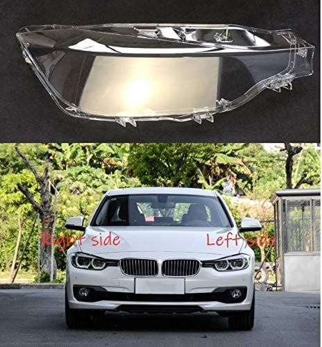 XCJ Headlight Clear Cover Fit Selling rankings Outstanding for BMW F30 316 320 F35 Series 3