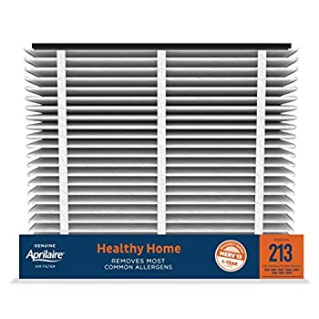 Aprilaire - 213 A1 213 Replacement Air Filter for Whole Home Air Purifiers Healthy Home Allergy Filter MERV 13  Pack of 1