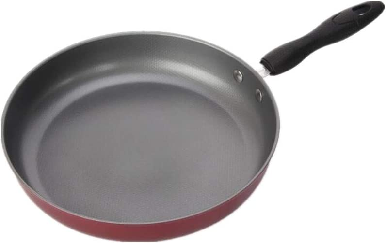 Max 82% OFF XJJZS Frying Pan Material New color Steel Gas Coating Co Inductiion Inside