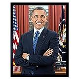 Souza Portrait US President Barack Obama Photo Art Print