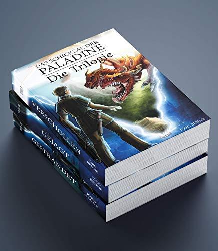 Das Schicksal der Paladine - Die komplette Trilogie: Sammelband