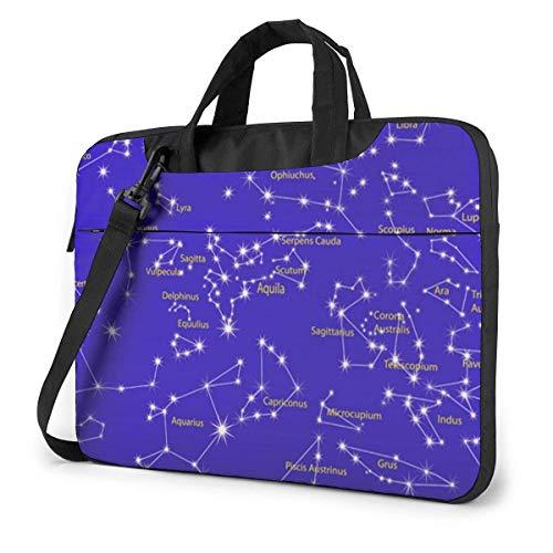 Sky Star Unisex Laptop Bag Messenger Shoulder Bag for Computer Briefcase Carrying Sleeve