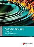 Australian Torts Law, 4th edition