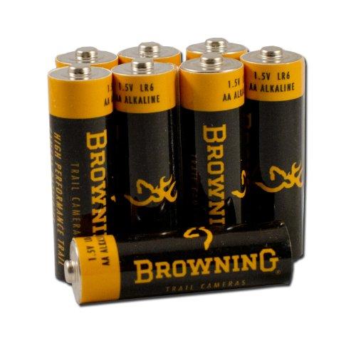 Browning Trail Camera Alkaline AA Batteries