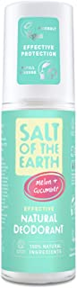 Salt Of The Earth Melon & Pepino - Desodorante 100 ml