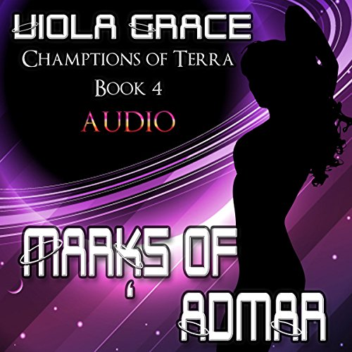 Marks of Admar audiobook cover art