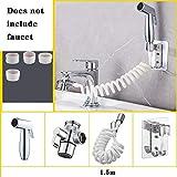 Lavabo lavabo grifo exterior ducha baño de mano filtro telescópico lavadora set washroom dios O H