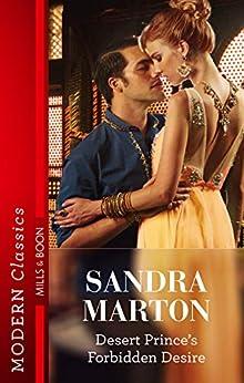 Desert Prince's Forbidden Desire (Presents Plus) by [Sandra Marton]