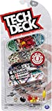 TECH DECK, Ultra DLX Fingerboard 4-Pack,...