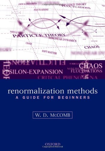 Renormalization Methods: A Guide For Beginners (English Edition)