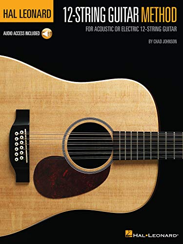 Hal Leonard 12-String Guitar Method: For Acoustic or Electric 12-String Guitar (English Edition)