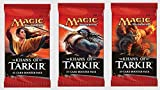3 (Three) Packs of Magic: the Gathering - MTG: Khans of Tarkir Booster Pack Lot (3 Packs)