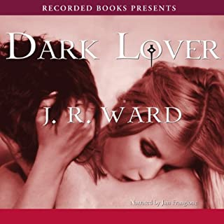 Dark Lover audiobook cover art