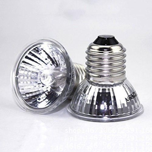 LQZ 25W Wärmestrahler UVA UVB 3.0 Strahler Solar Floodlight Reptillien Lampe Terrariumlicht