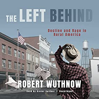 The Left Behind cover art