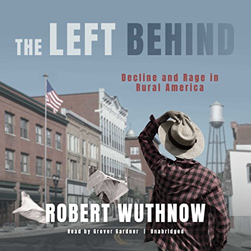 The Left Behind audiobook cover art