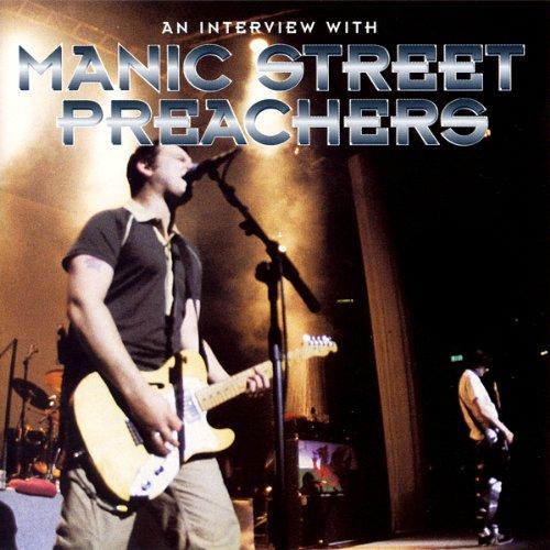 Manic Street Preachers audiobook cover art