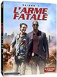 51kiITfbMxL. SL160  - L'Arme Fatale Saison 3 : Murtaugh rencontre son nouveau partenaire dès ce soir sur TF1