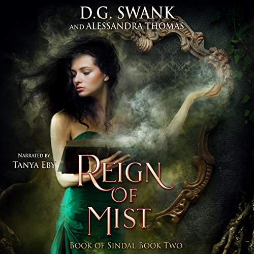 Reign of Mist audiobook cover art