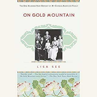 On Gold Mountain audiobook cover art