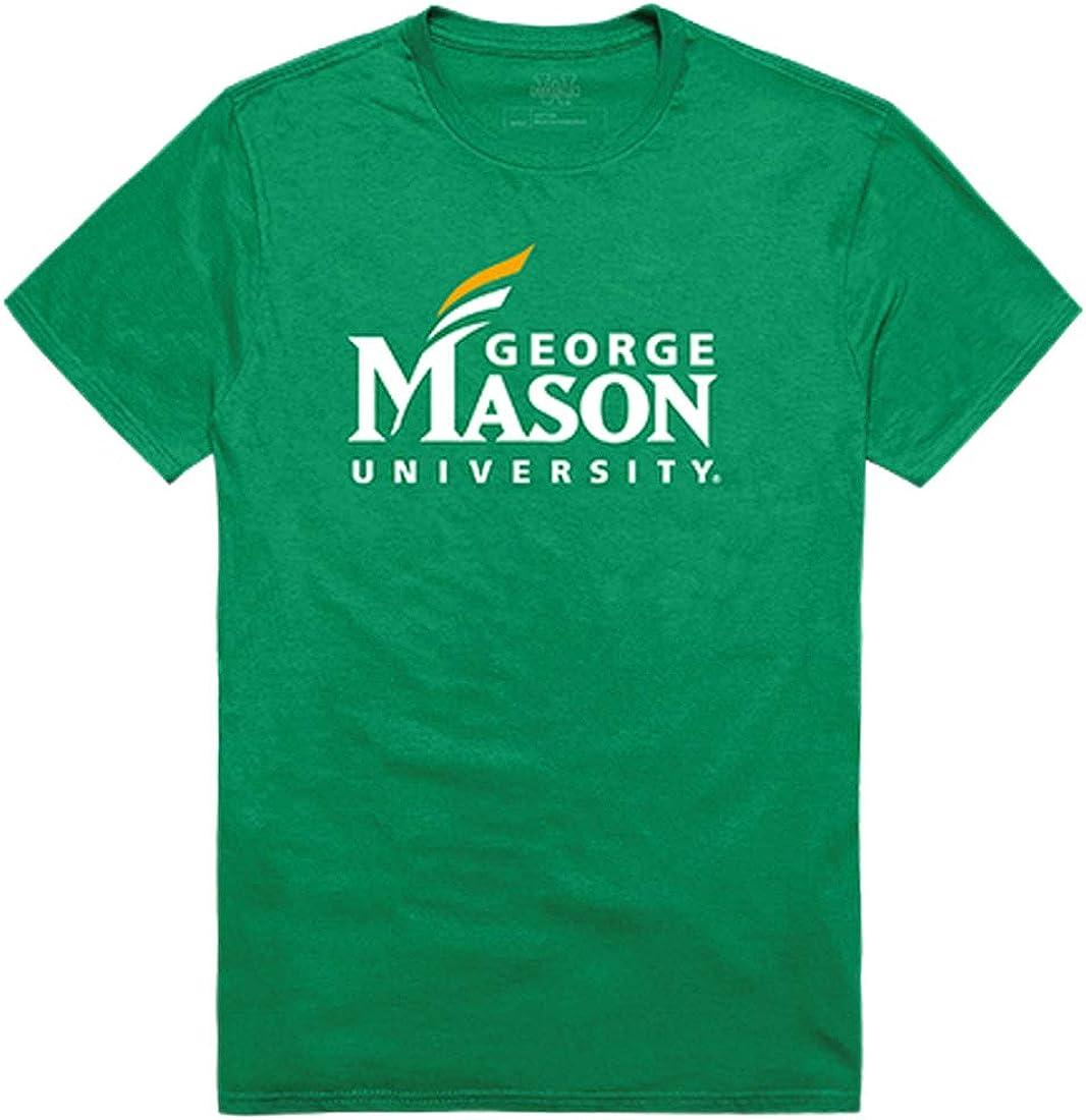GMU George Mason University NCAA Men's Institutional NEW売り切れる前に☆ t Tee Shirt 予約販売