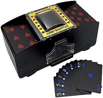 Liibot 2 Deck Automatic Card Shuffler