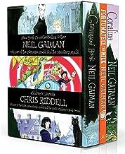 Neil Gaiman & Chris Riddell x3 Box Set