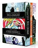 Neil Gaiman & Chris Riddell Box Set - Neil Gaiman