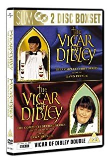 The Vicar Of Dibley - Series 1 & 2
