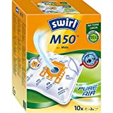 Swirl M50–Bolsas para aspiradora Miele Aspiradora 10er pack de