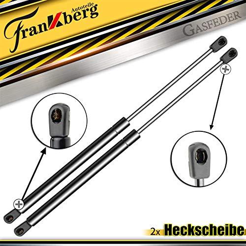 2x Gasfeder Heckscheibe Heckglas für Cherokee KJ SUV 2001-2008 55360171AA