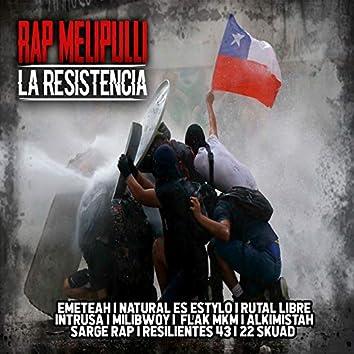 Rap Melipulli la Resistencia