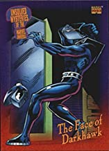 1993 Marvel Universe IV #138 The Face of Darkhawk