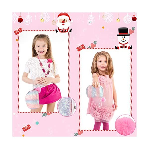 Beauty Shopping Girl Makeup Kit – Kids Real Washable Play Makeup Toy for