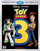 Toy Story 3 (Five-Disc Combo: Blu-ray 3D/Blu-ray/DVD + Digital Copy) by Walt Disney Studios Home Entertainment