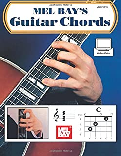 Guitar Chords: With Online Instructional Video