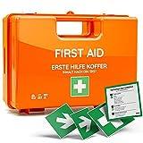 Erste-Hilfe-Koffer für Betriebe mit Inhalt nach DIN 13157