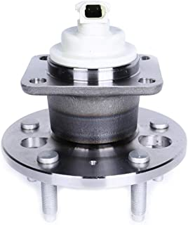 FKG 512150 Rear Wheel Bearing Hub Assembly for Chevy Impala Monte Carlo Venture, Buick Allure Lacrosse Regal, Pontiac Grand Prix Montana, Oldsmobile Intrigue, 5 Lugs
