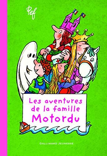 Les aventures de la famille Motordu - Tome 1 - Roman cadet - Dès 8 ans