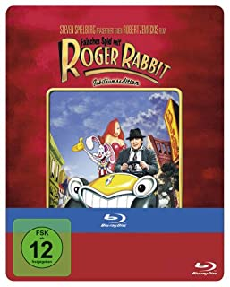 Falsches Spiel mit Roger Rabbit  (Jubiläumsedition) (Steelbook) [Blu-ray]
