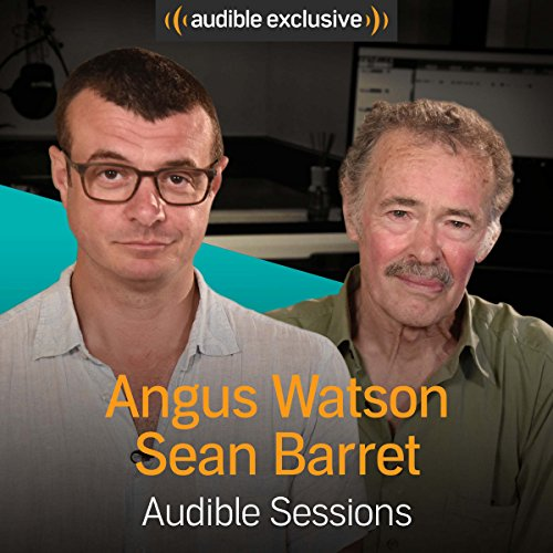 Angus Watson and Sean Barret audiobook cover art