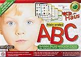 Mein erstes ABC: 60 Groß- und Kleinbuchstaben aus hochwertigem Acrylglas und zwei Info-Tafeln zum...