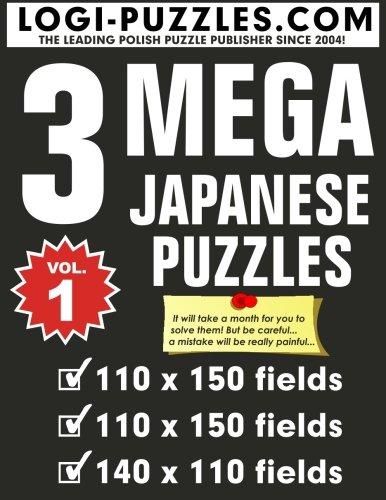 MEGA Japanese Puzzles
