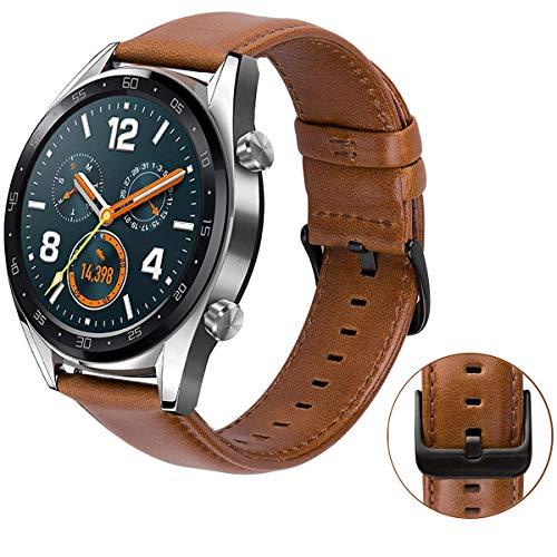 MroTech 22mm Cinturino Compatibile per Huawei Watch 2 Classic/GT Active...