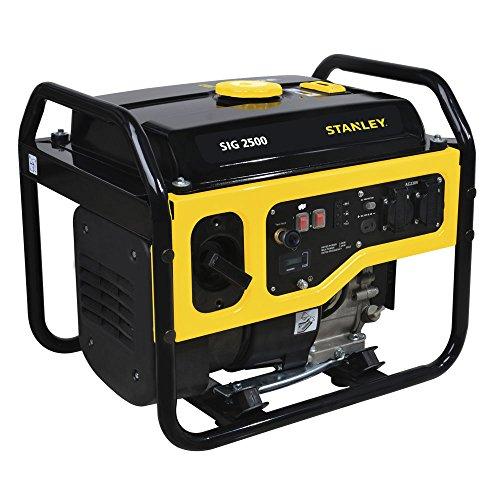 Stanley 160100510 Stromgenerator, 2200 W, 230 V