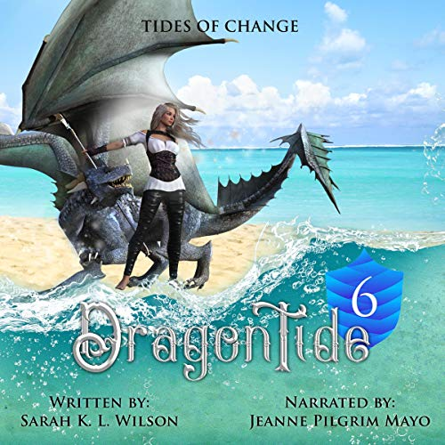 Tides of Change audiobook cover art